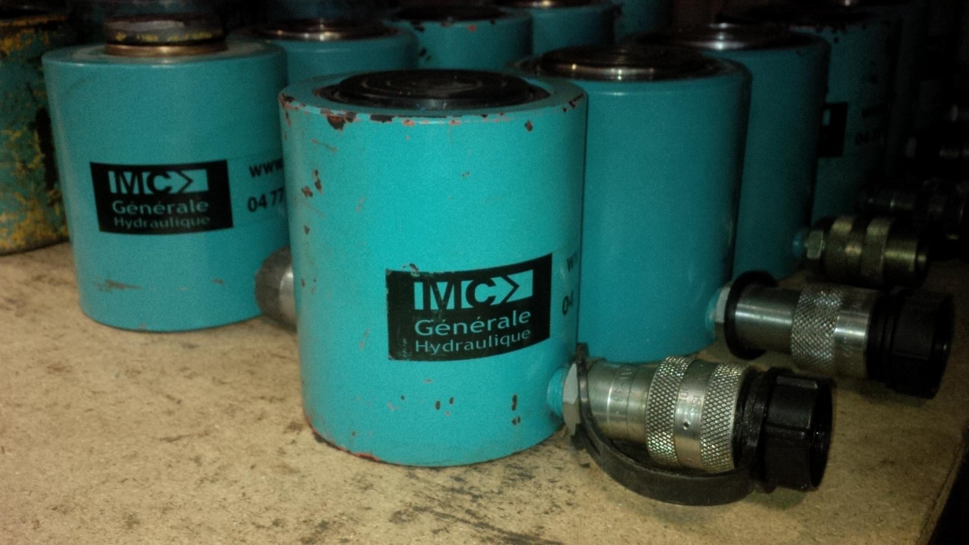 Vérin ENERPAC RCS201- 302 - 502 - 1002
